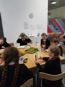A Trip to Liverpool Museum by John Y5 St Thomas's Primary